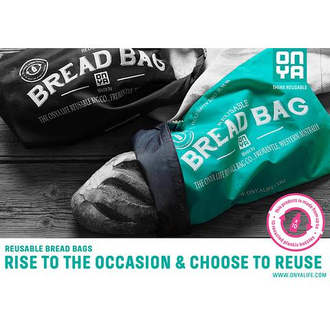 Reusable Onya Bread Bag - rPET