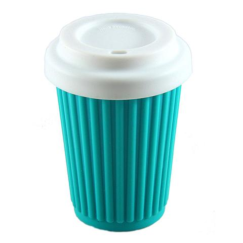 ONYA BYO Coffee Cup- Regular 340 ml (Aqua)