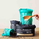 Onya Bulk Food Bags Starter Set Aqua.