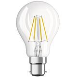 Osram LED Filament Bulb B22 7W Bayonet