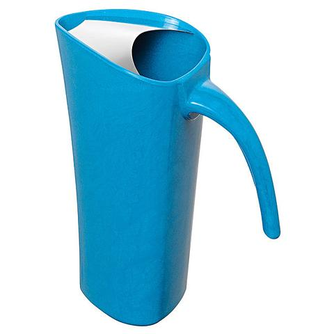 Avanti Zute Bamboo Water Pitcher 1.8 Litre - Aqua
