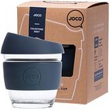 JOCO Glass Cup Small 8oz/236ml Grey