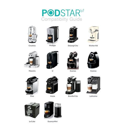 Pod Star for Nespresso® by Star Eco Products :: My Green